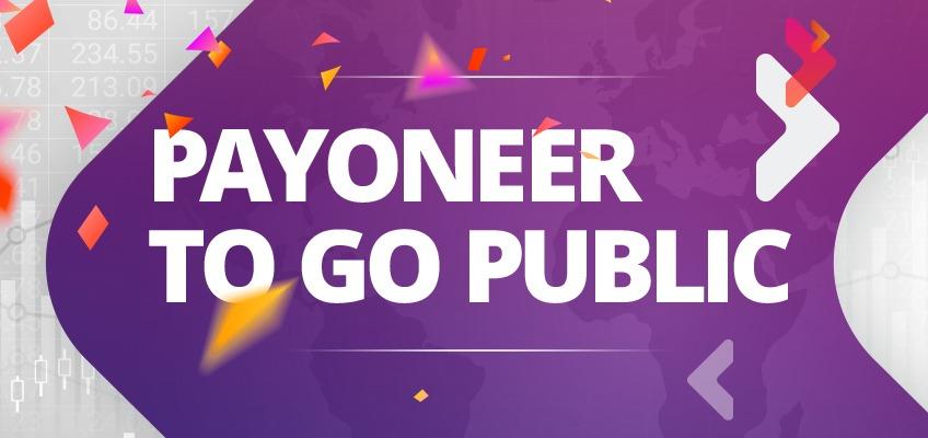 Payoneer to go Public