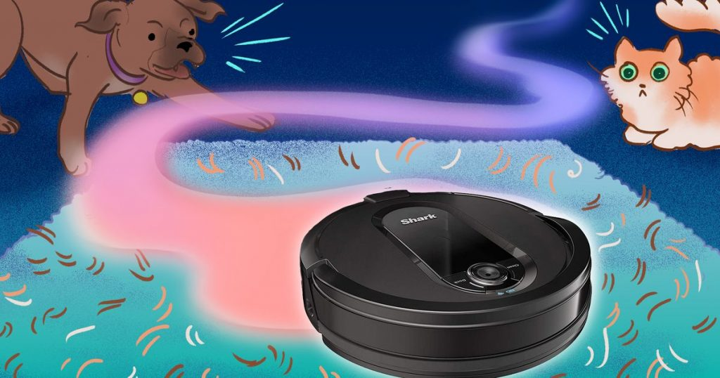 Have a pet? You need a robot vacuum. Here are the best robot vacuums for pet hair.