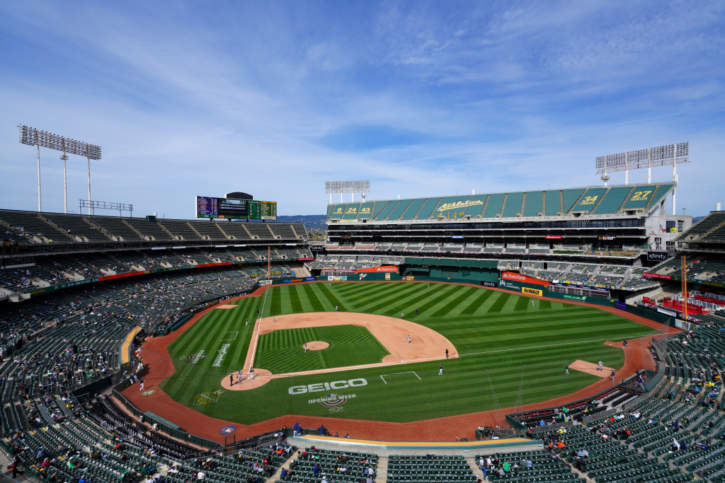 A's home game Monday postponed because of Twins' positive COVID-19 tests