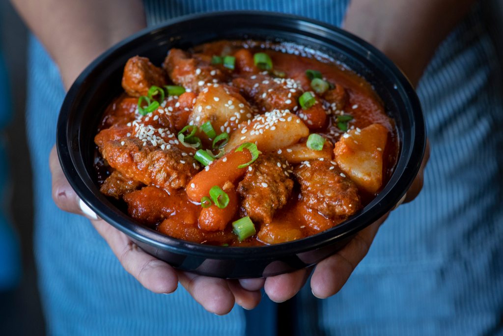 Chef Reina opens vegan Filipino restaurant, cooking studio in Brisbane