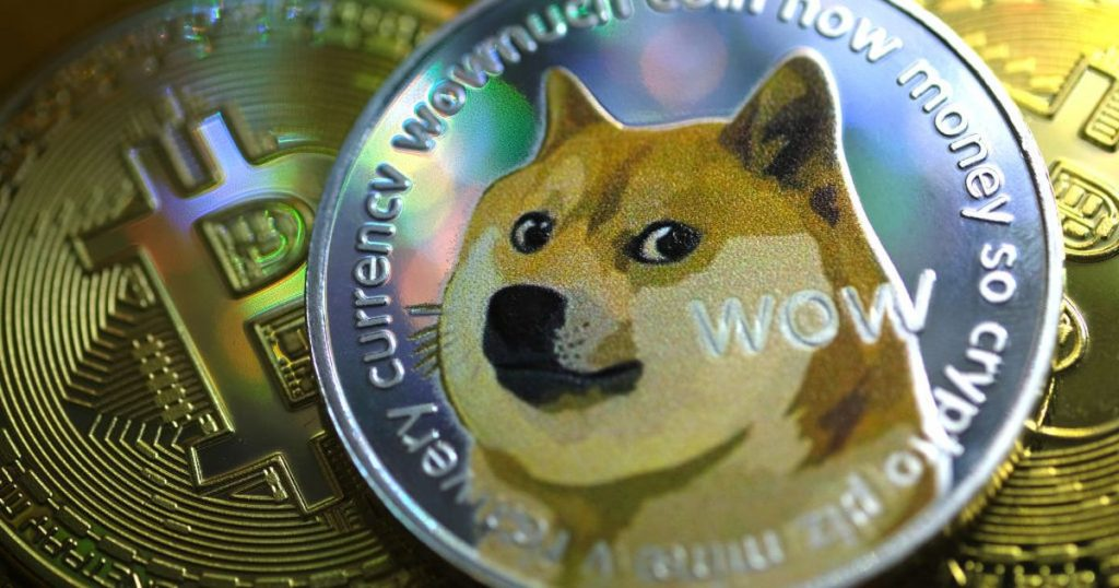 Dogecoin is mooning, and we're listening for the popping sound
