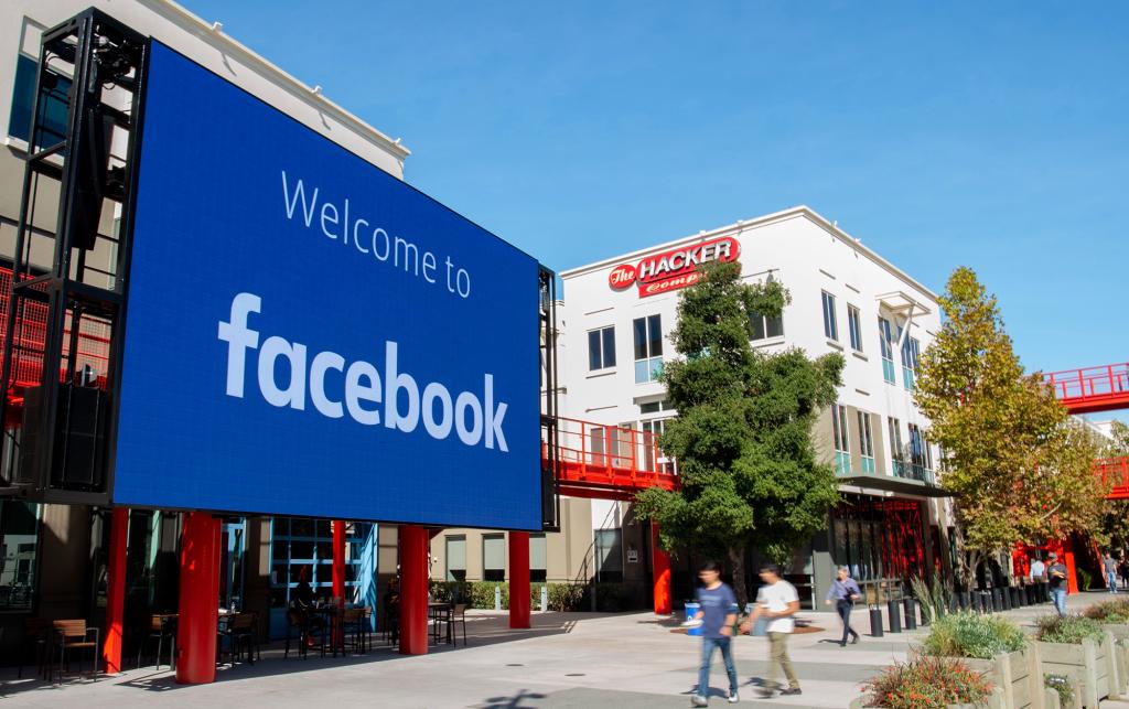 Facebook to turn Menlo Park headquarters into vaccination site