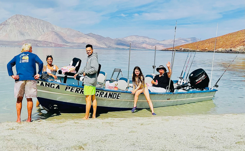 Frumpy Middle-aged Mom: So here's what happened in Baja