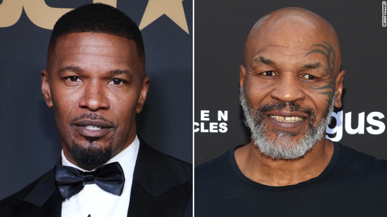 Jamie Foxx to play Mike Tyson In upcoming limited series | Afro
