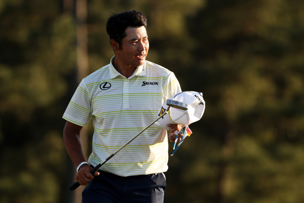 Masters: Hideki Matsuyama wins the Masters to become first Japanese major champion