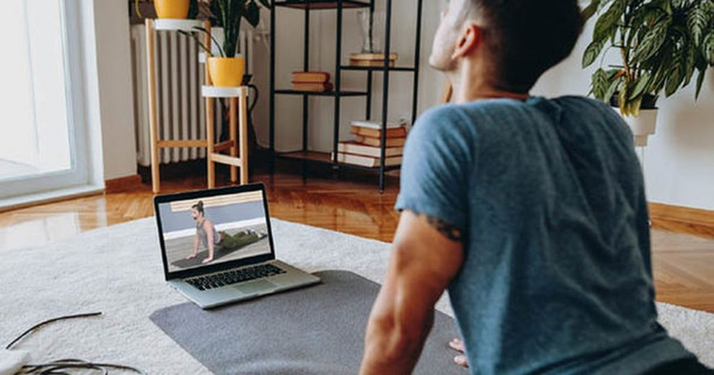 Mix up your home workouts with this subscription on sale