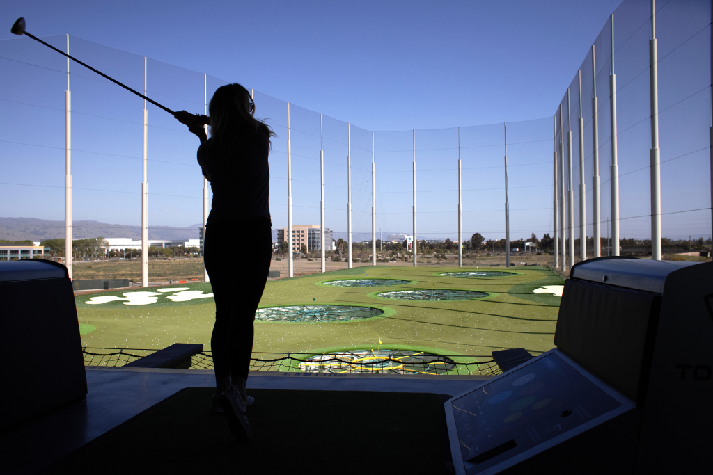 Photos: Bay Area's first Topgolf opens in San Jose
