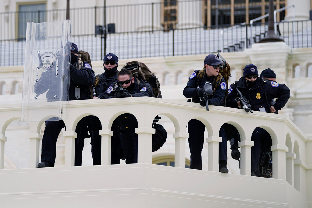 Report raises new questions about Capitol security