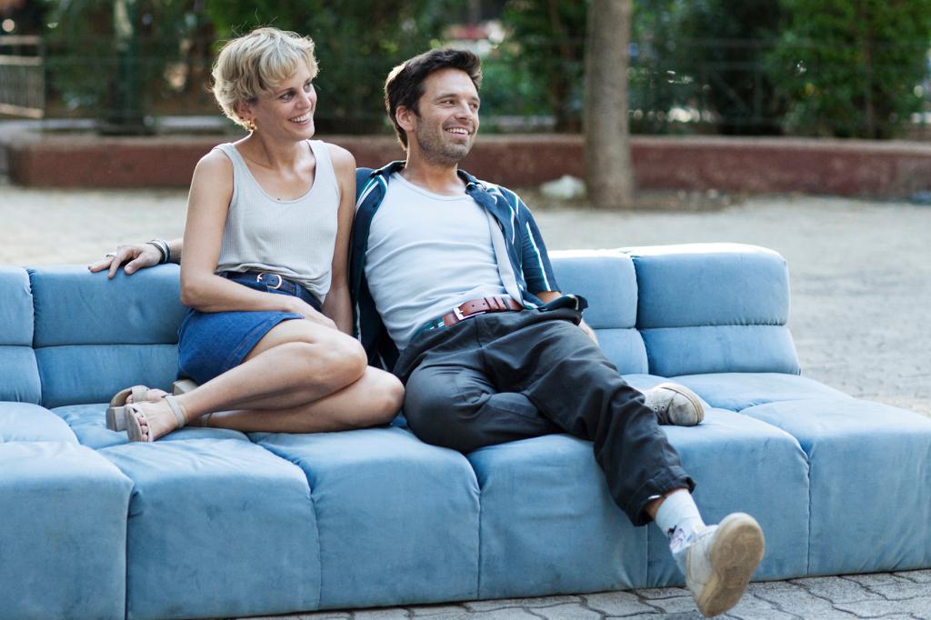 Sebastian Stan and Denise Gough marvel over 'Monday' romance, Disney+ franchises