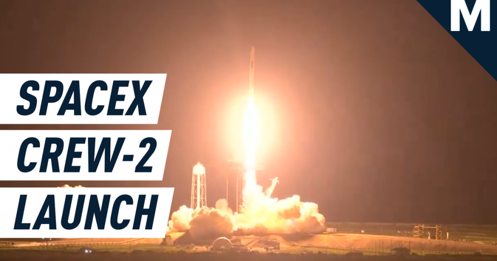 SpaceX successfully launched astronauts into orbit in reused spacecraft
