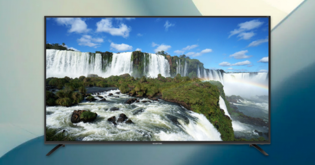 This huge 4K TV that sold out on Amazon is on sale for under $400 at Walmart
