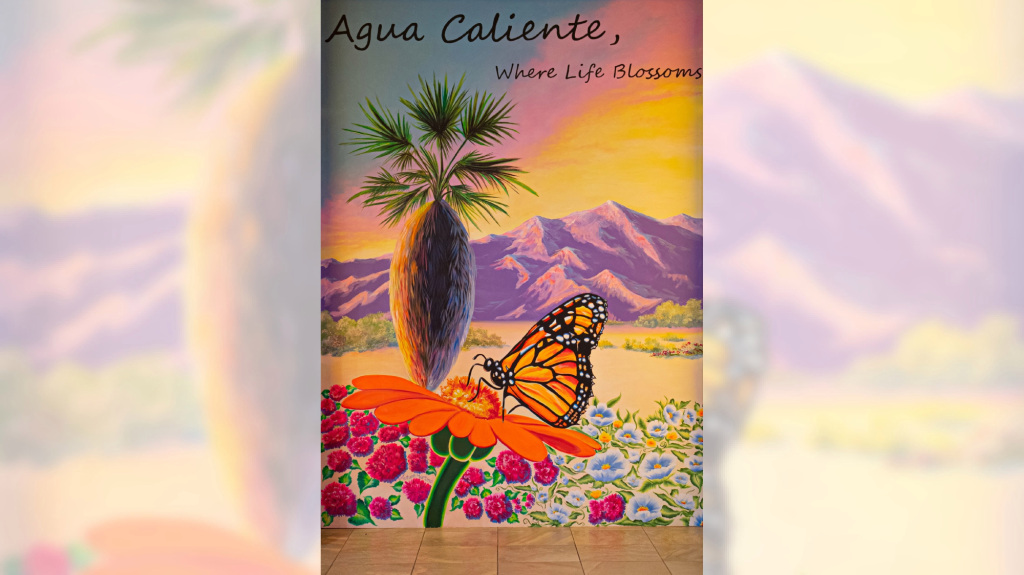 Why the Agua Caliente Casinos are embracing art as a way to draw in visitors