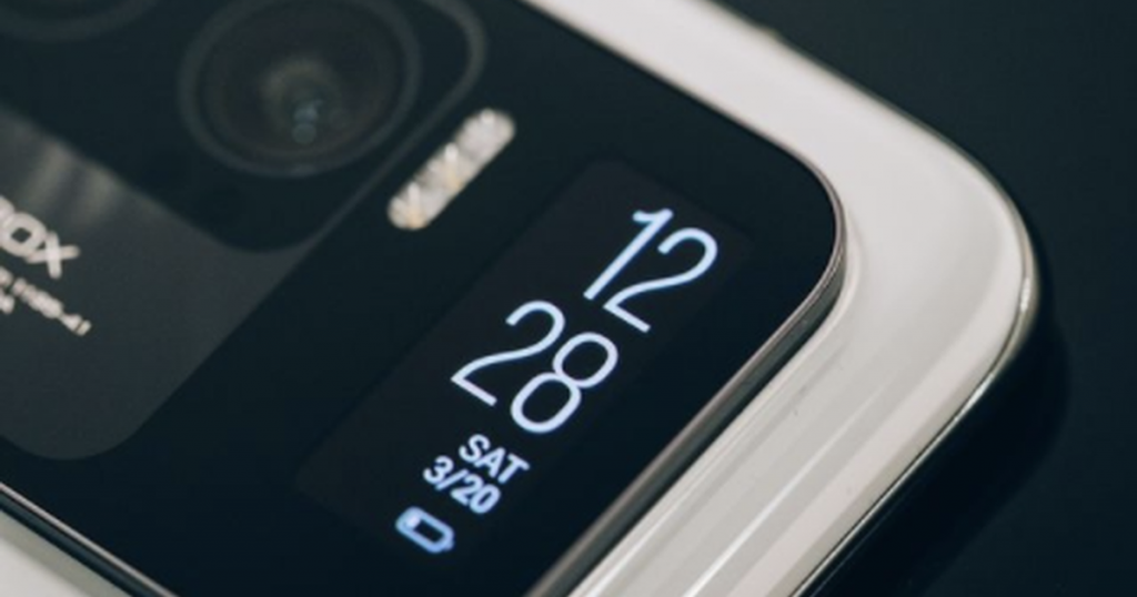 Xiaomi Mi 11 Ultra's rear display looks strangely familiar, and now we know why