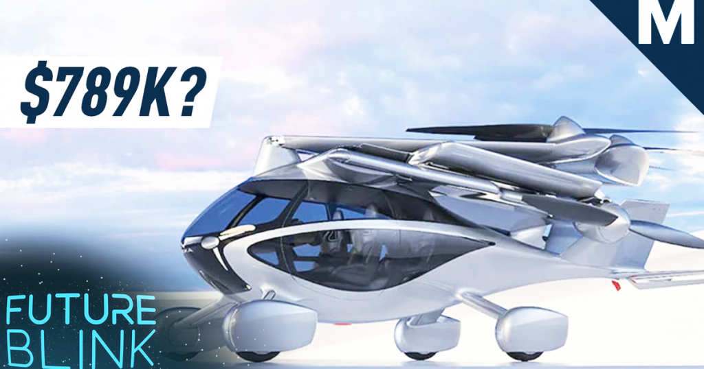 ASKA is a street-legal flying car that is ambitious and expensive