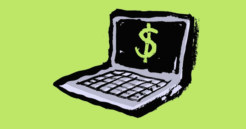 Creators are making bank selling….Google spreadsheets