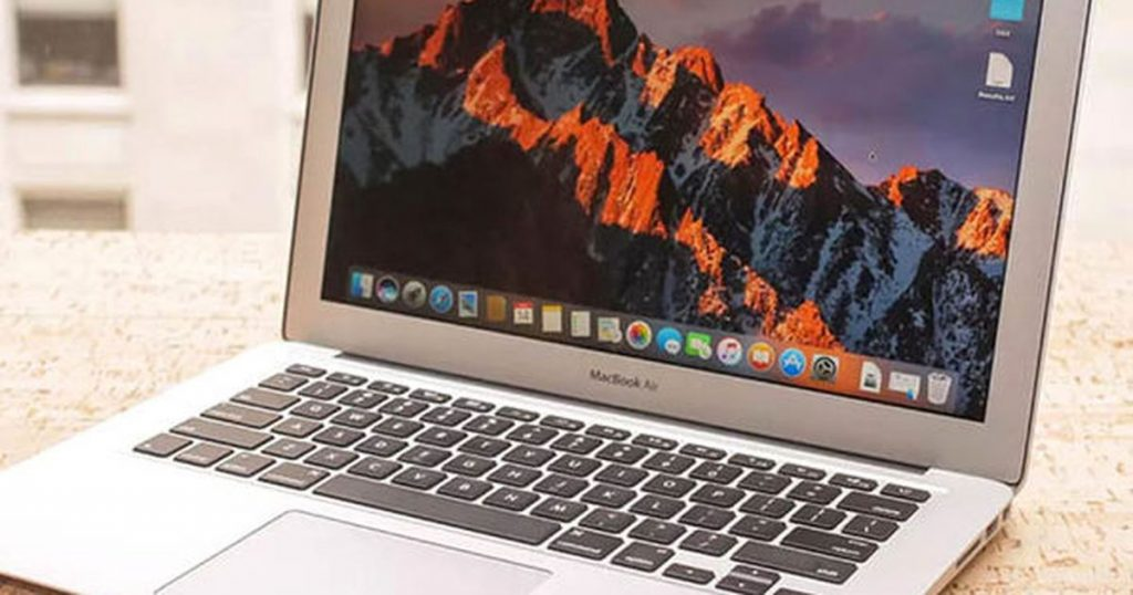 Grab a pre-owned MacBook Air for only $410