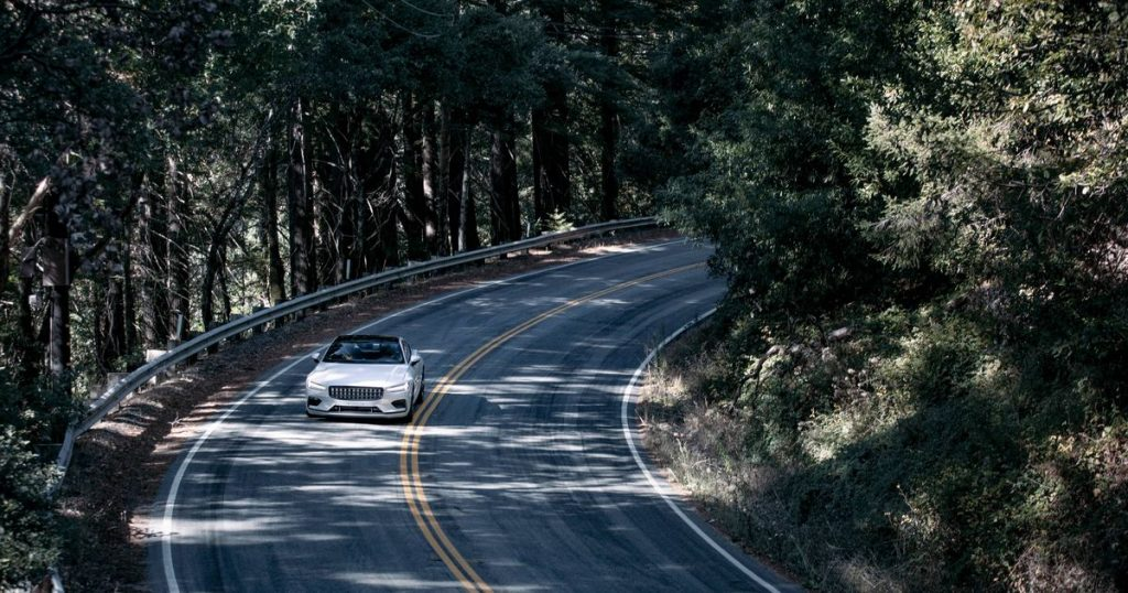 I tried (and failed) to drive the hybrid Polestar only on electric mode