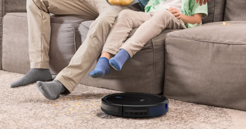 Need a deep clean? Grab one of these eufy vacuums on sale.