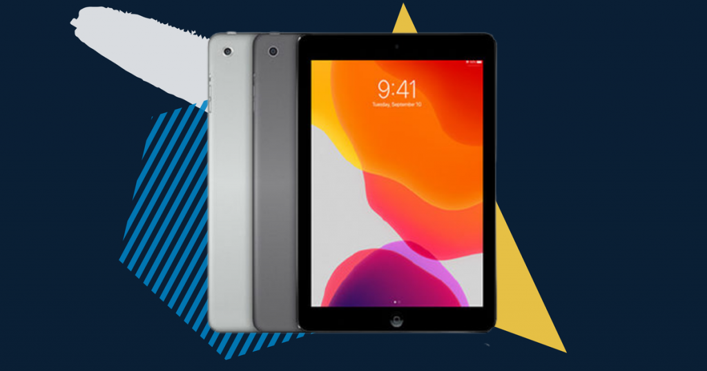 Need a new-to-you tablet? Save big on a refurbished iPad Air.