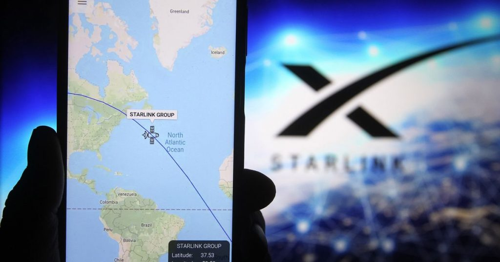 New Speedtest data show Starlink internet speeds and latency are all over the place