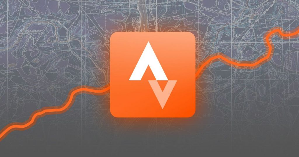 Strava is an accurate GPS tracking app with plenty of social features