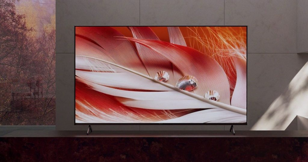 These 2021 Sony Bravia TVs are on sale —even though they just came out