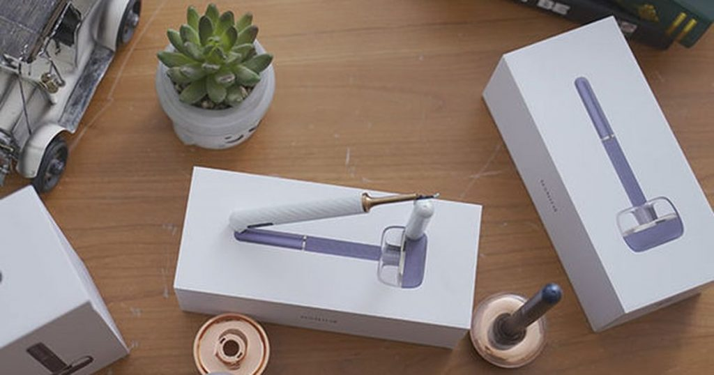 This ear cleaning tool uses a camera to show you what's inside