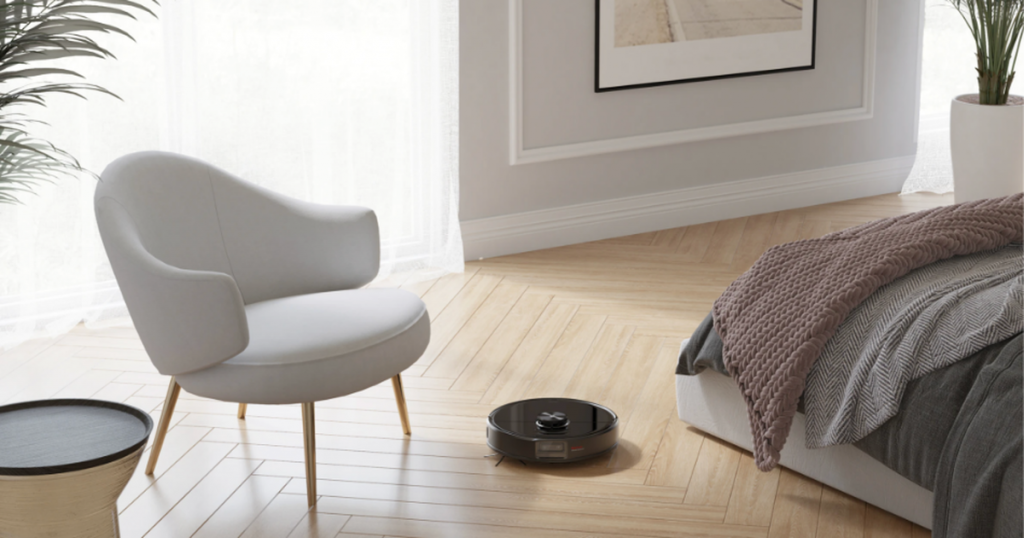This wicked-smart robot vacuum and mop is $170 off with an extra savings coupon