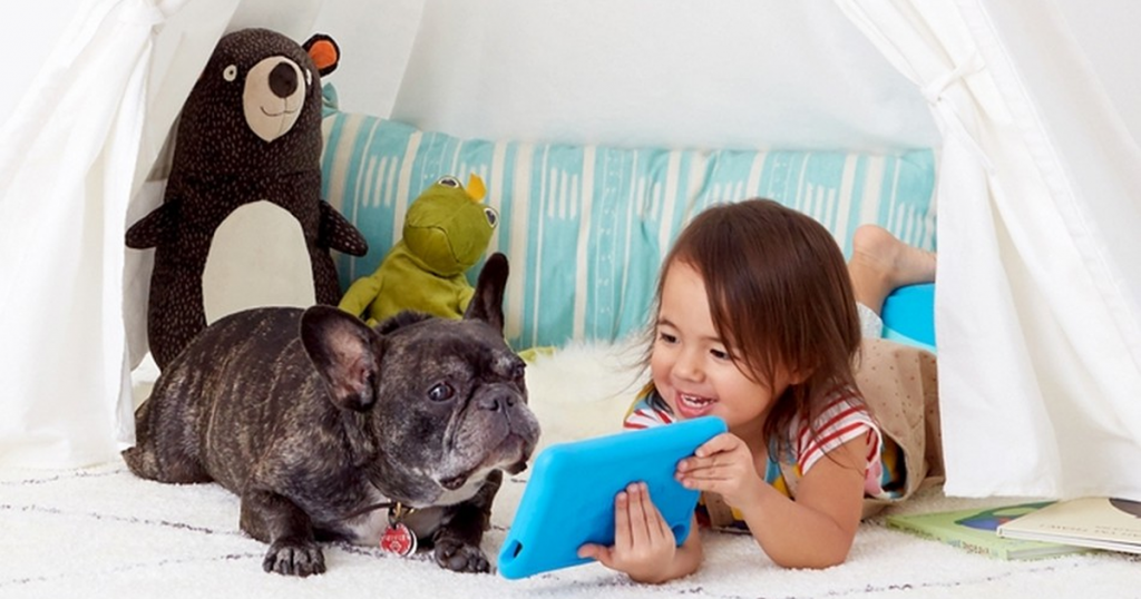 Which tablet to buy for your kid: For scrolling in the stroller (and beyond)