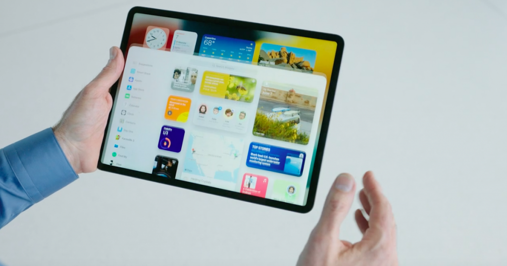 Apple unveils iPadOS 15 at WWDC 2021