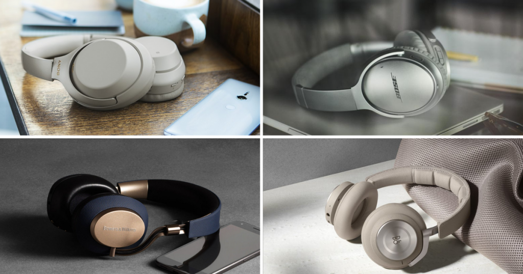 Best noise-canceling headphones for blocking out unwanted sounds