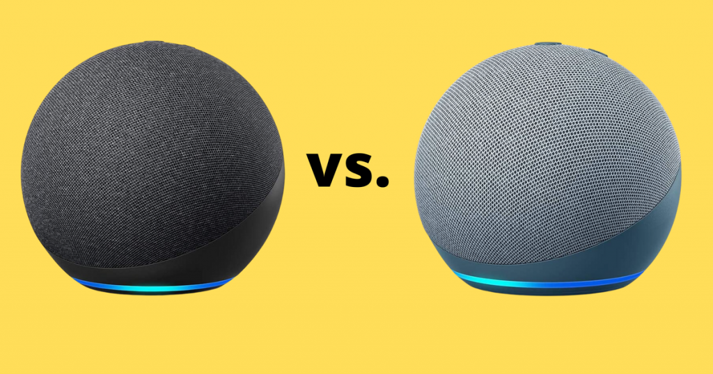 Should you get an Echo or Echo Dot for Prime Day? We compare the two.