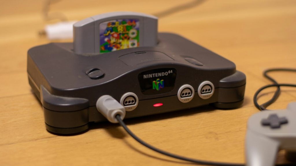 A 'Mario 64' auction ended at $1.56 million, smashing a record 'Zelda' set days earlier