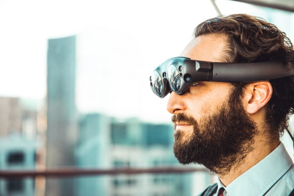 AR overtakes AI as the 'most disruptive' emerging technology