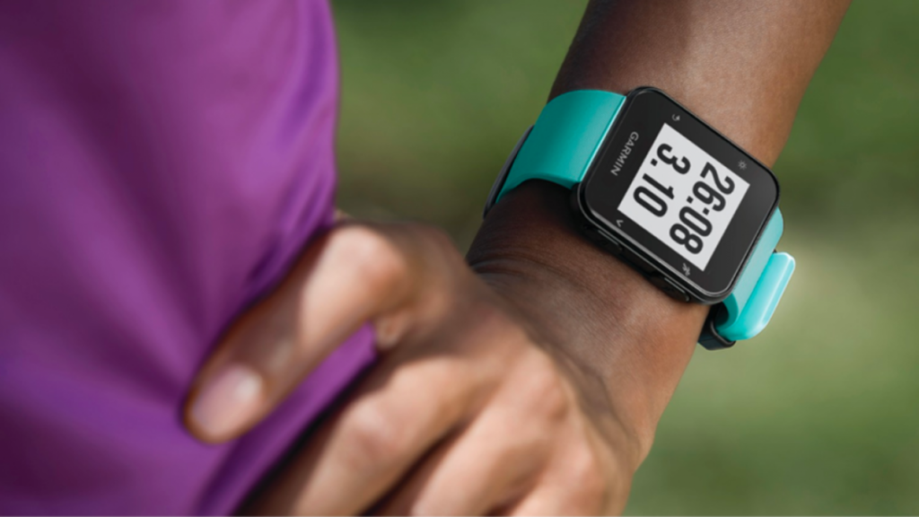 Calling all runners: This sleek Garmin GPS watch is on sale for under $100 at Walmart