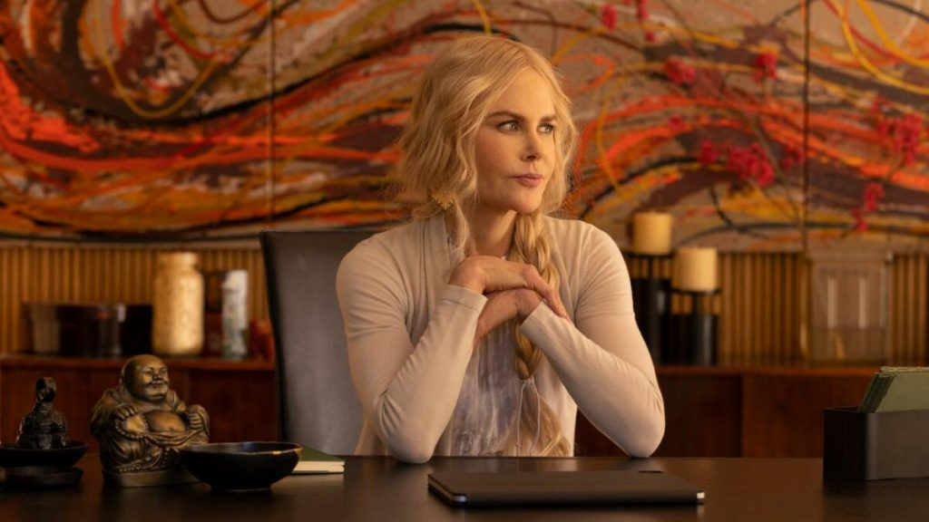 Hulu debuts creepy and star-studded 'Nine Perfect Strangers' trailer