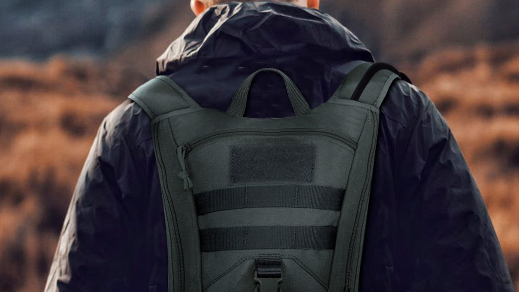 Save on a backpack that keeps you hydrated all day long