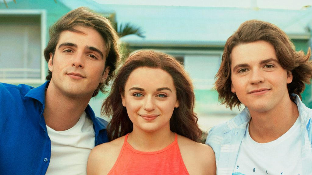 'The Kissing Booth 3' trailer has Elle in a platonic love triangle, again