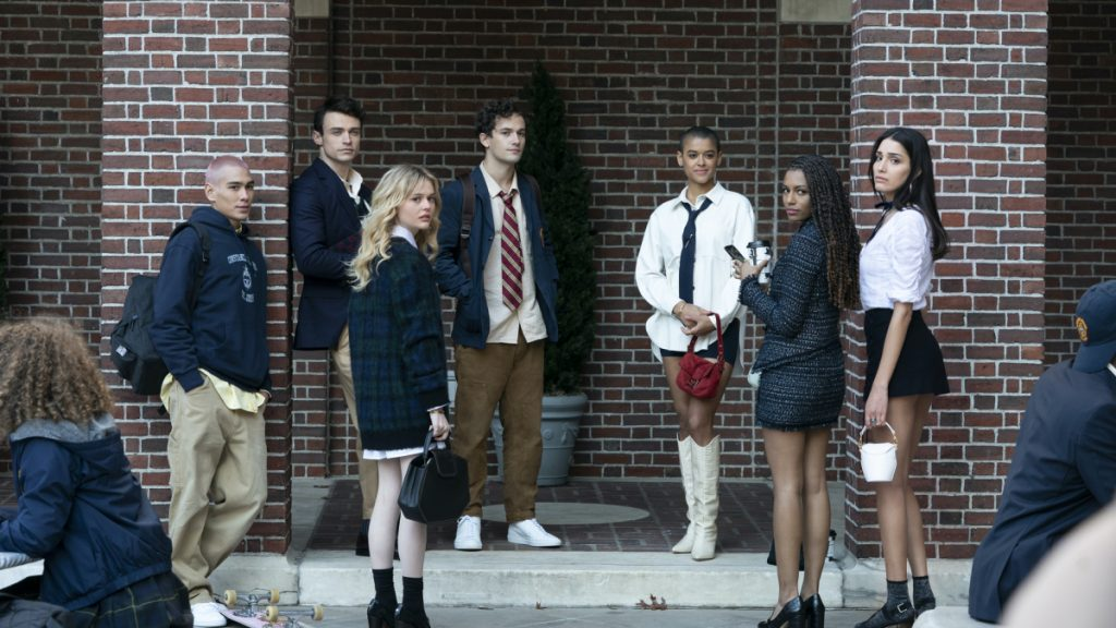 The new 'Gossip Girl' is too cold to be cool