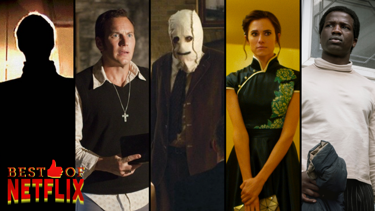 13 best scary movies on Netflix so you never sleep again ...