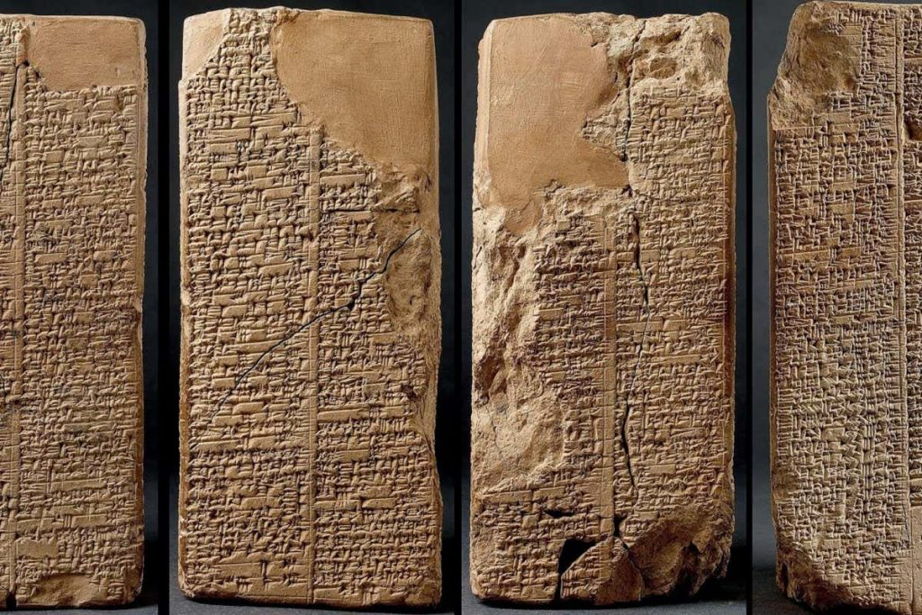 Ancient Mesopotamian cuneiform tablets could be decoded by an AI