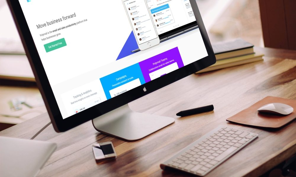 Polymail gives your emails superhuman sales powers and is stunning