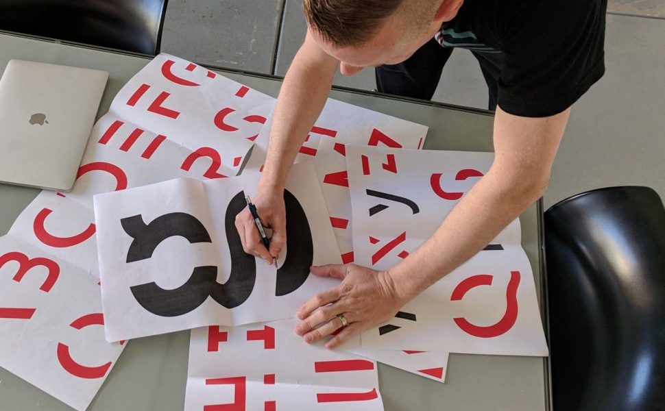 Researchers develop a font to help with reading retention