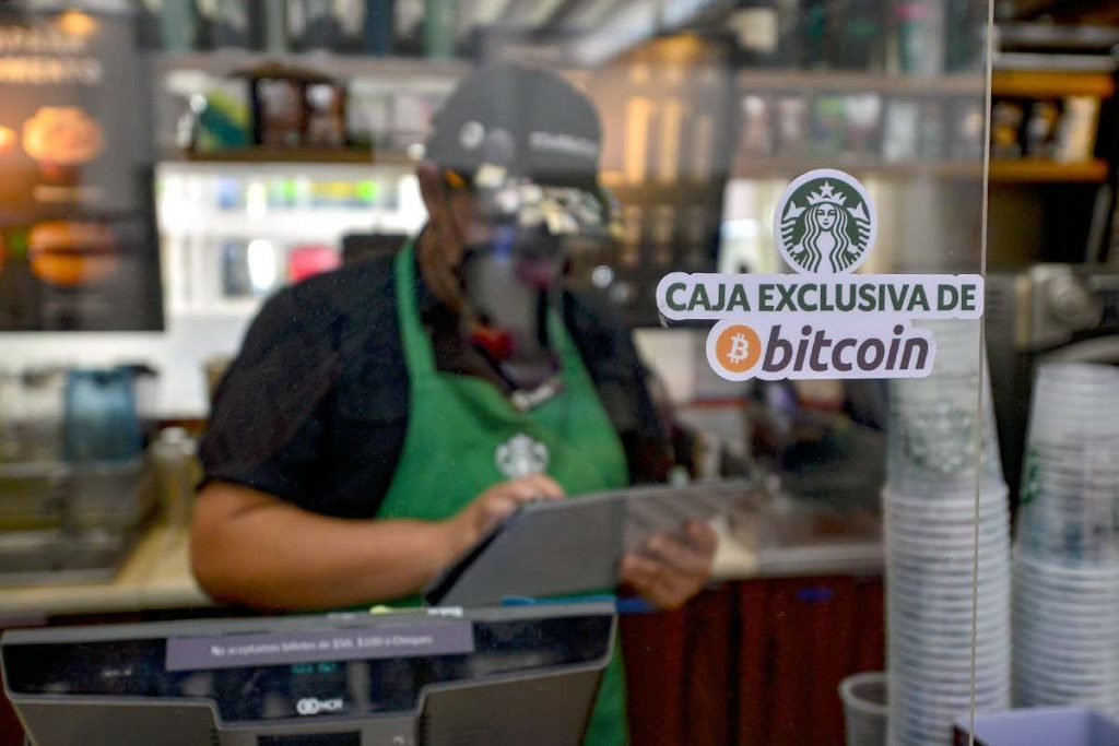 Why has El Salvador officially adopted bitcoin as its currency?