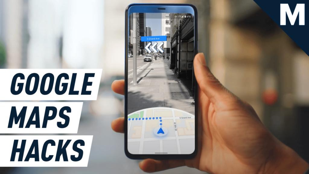 5 surprisingly useful Google Maps hacks