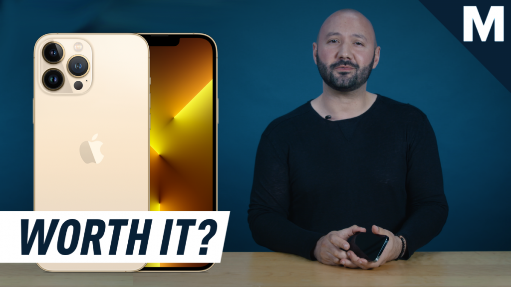 Is the one thing that makes the iPhone 13 Pro worth it, worth it?