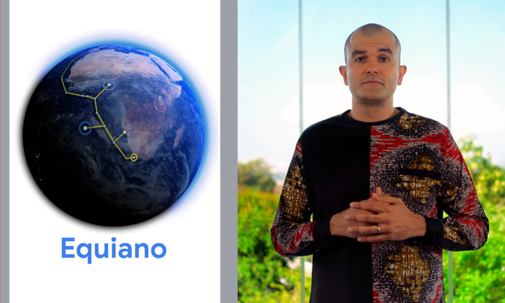 More about Equiano by Google, making the internet cheaper and more accessible for Africans