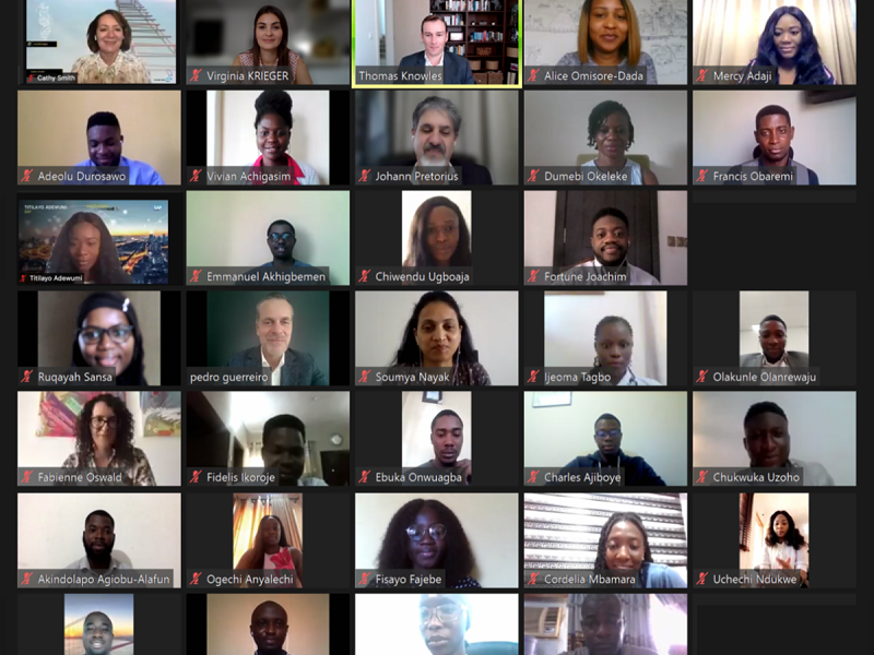 SAP Young Professionals Program evolves to meet Africa's digital skills demands