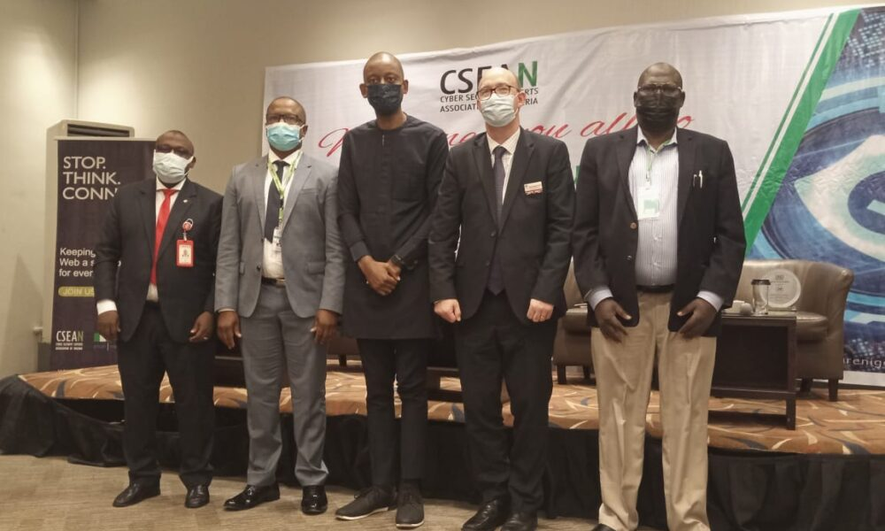 Stakeholders at Cyber Secure Nigeria 2021 call for steps to mitigate cyber threats