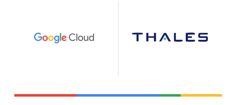 Thales, Google Cloud in strategic partnership to develop trusted cloud offering
